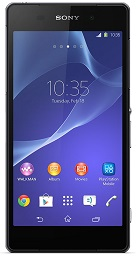Sony-Xperia-Z2-voorkant
