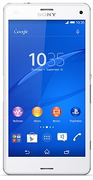 Sony-Xperia-Z3-compact-voorkant