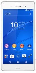 Sony-Xperia-Z3-voorkant